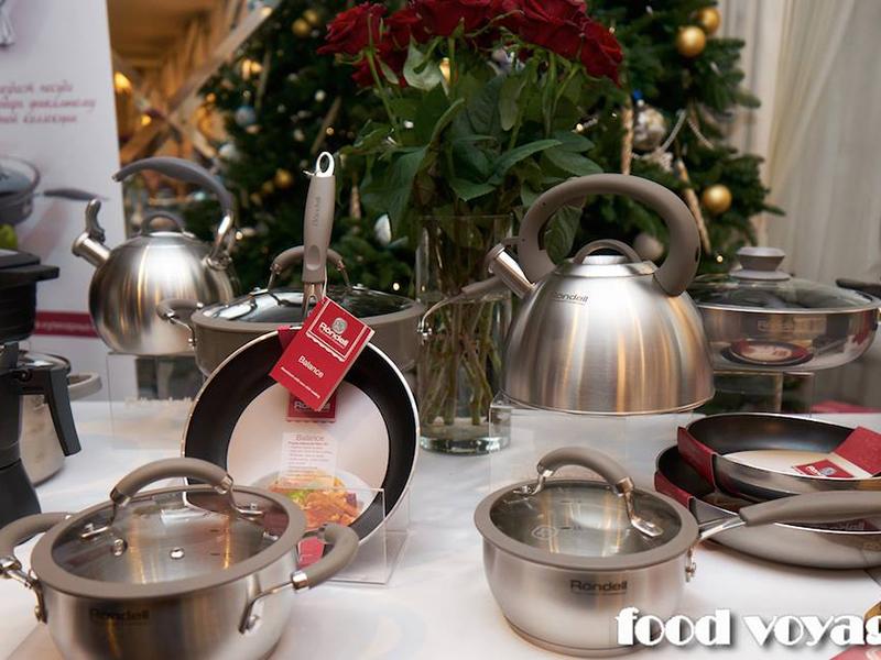 Новогодний пресс-завтрак бренда Röndell!