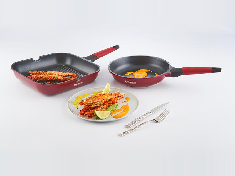 Коллекция Passion от Röndell — смелое воплощение кулинарных фантазий.