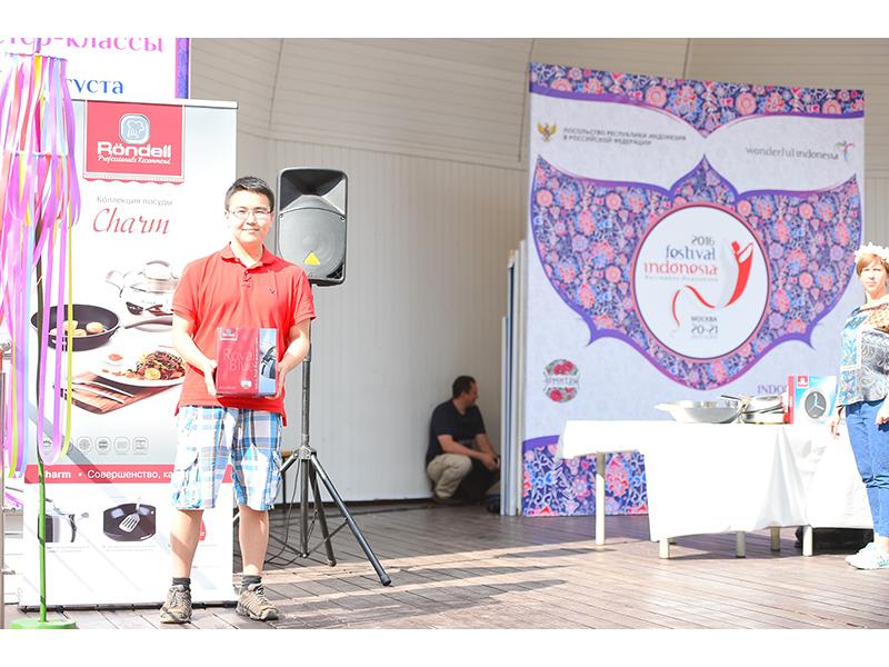 Фестиваль Индонезии в Москве превзошел все ожидания!