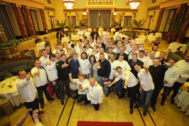 Юбилейное собрание гильдии шеф-поваров
