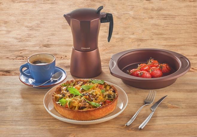 Гейзерная кофеварка Kortado  от Röndell