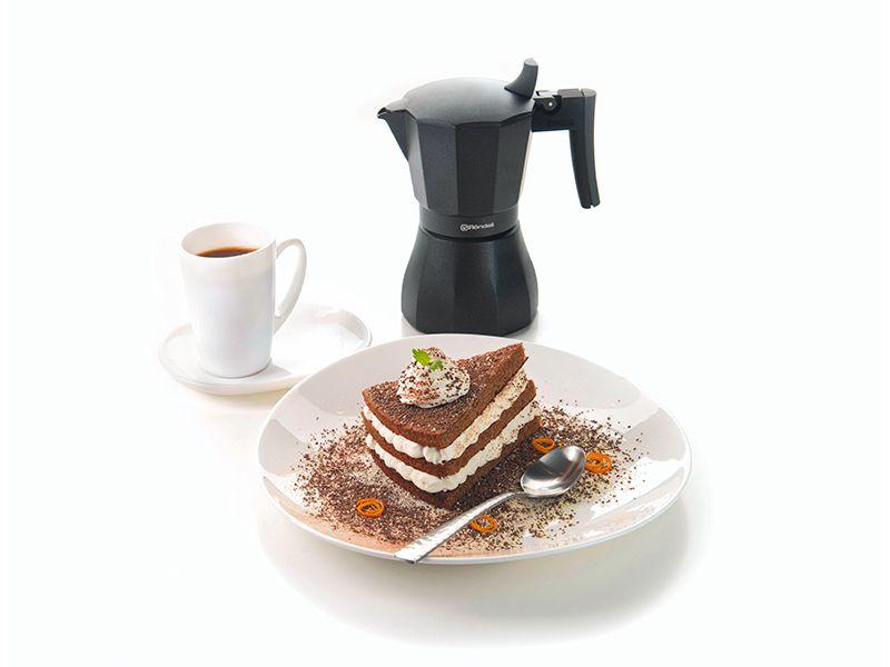 Гейзерная кофеварка Kafferro от Röndell. Традиционный подход к приготовлению кофе