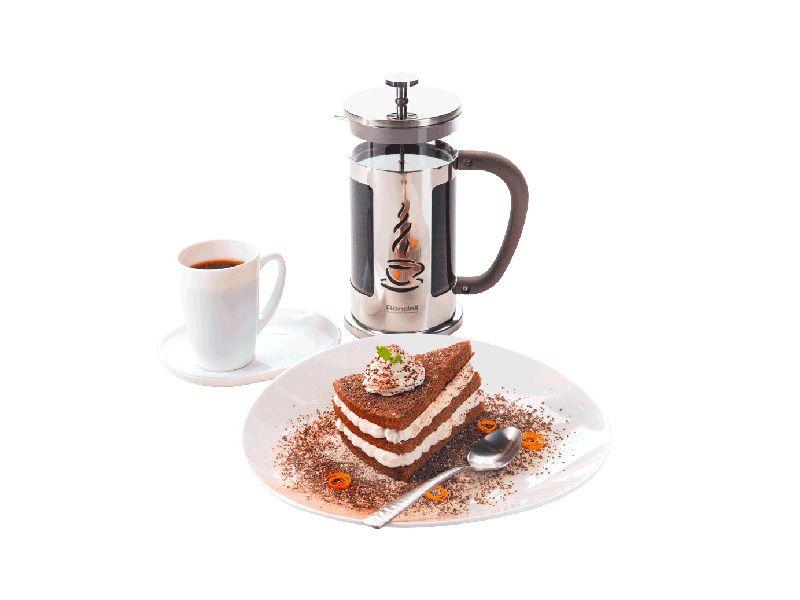 Френч – прессы Mocco&Latte от Röndell. Все оттенки кофейного настроения
