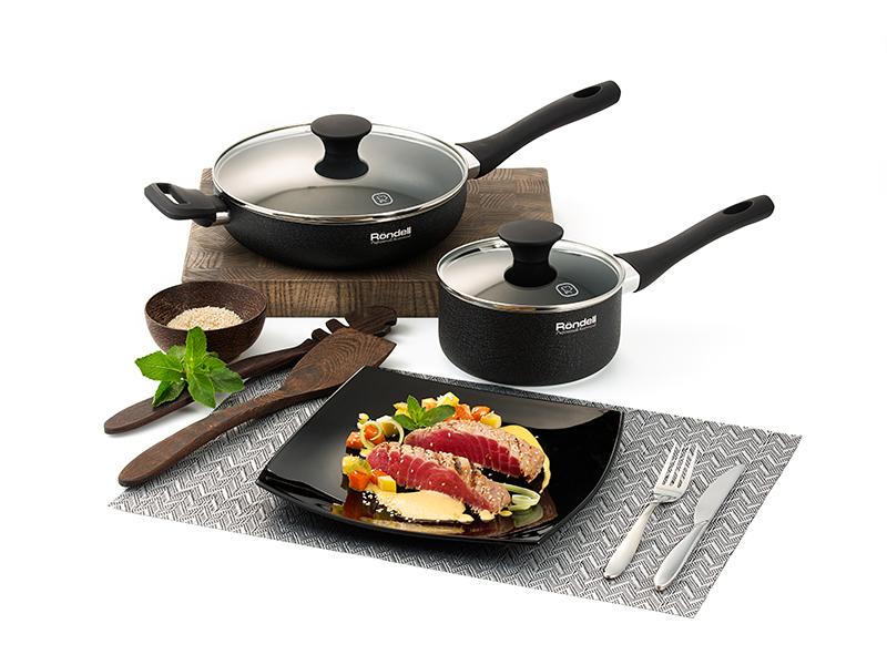 Коллекция посуды Infinity от Röndell