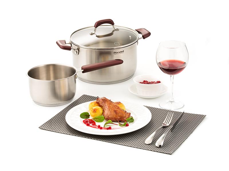 Бренд Röndell представляет новую коллекцию посуды из нержавеющей стали Bojole