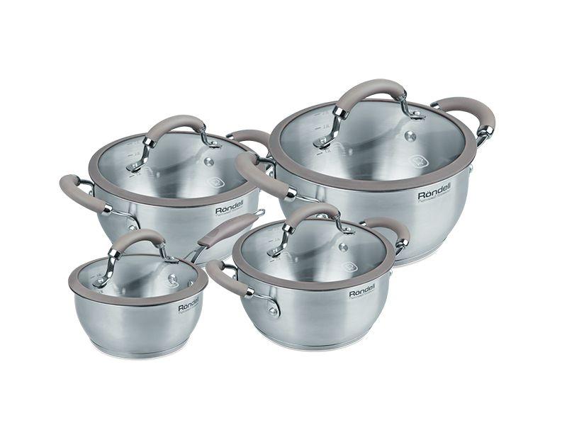 Наборы посуды Balance от Röndell  – надежность и гармония для воплощения кулинарных идей!