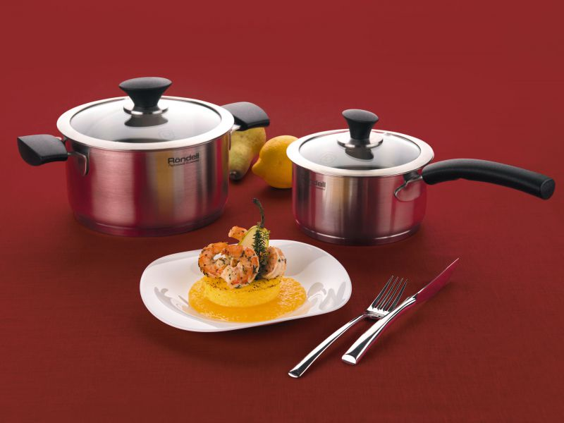 Коллекция посуды Signifikant от Röndell − новое значение кулинарного искусства!