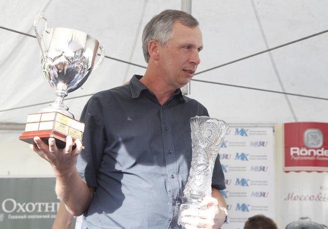 Бренд Röndеll предоставил призы победителям гольф-турнира «Деловые люди»