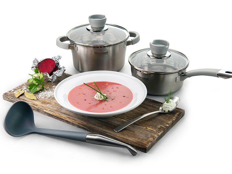 Коллекция посуды Favory от Rondell – любимая нота в создании кулинарных шедевров!