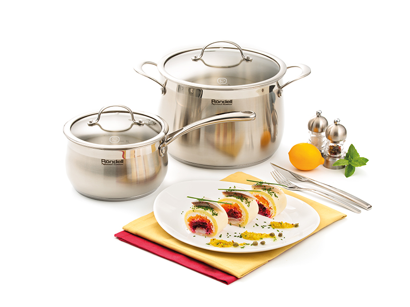 Коллекция посуды Admiring от Röndell — восхитительное сочетание стиля и функциональности!
