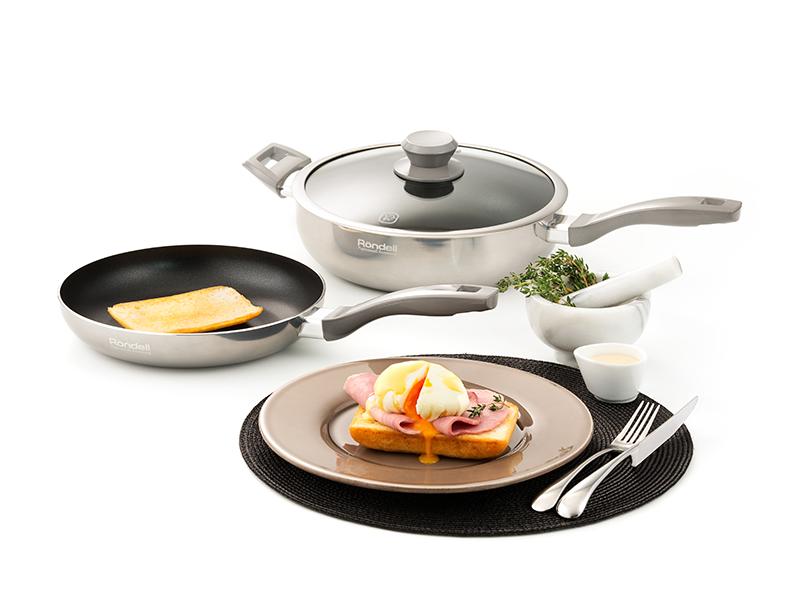 Новая коллекция посуды Lumiere от Röndell – элегантный дизайн и надежность исполнения
