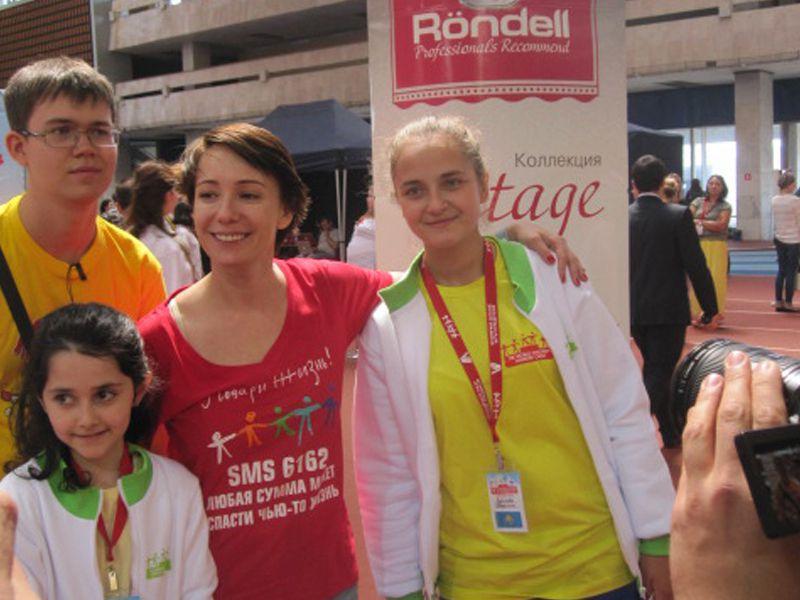 Бренд Röndell стал Партнёром Пятых Всемирных детских «Игр победителей»