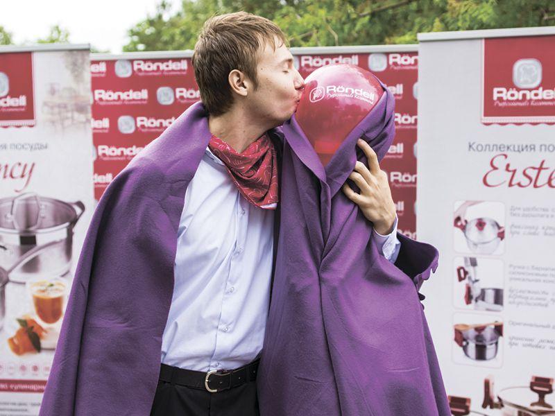 Бренд Röndell стал участником фестиваля «Бурда-Фест»