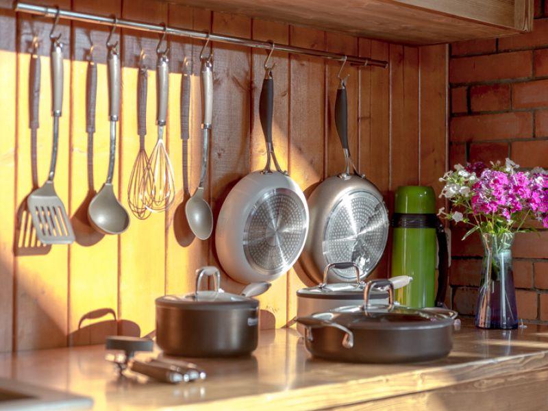 Коллекции посуды Mocco&Latte, Deep Burgundy, Kerstin и Holzen в программе «Дачный ответ» на НТВ