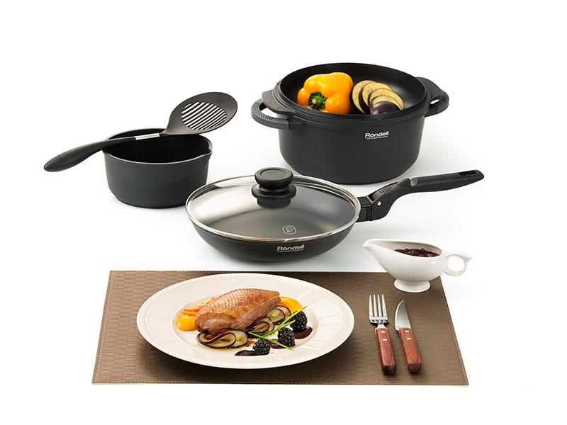 Коллекция посуды The One от Röndell