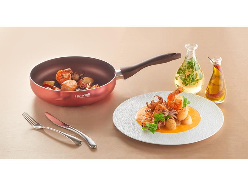 Коллекция посуды Nouvelle etoile от Röndell
