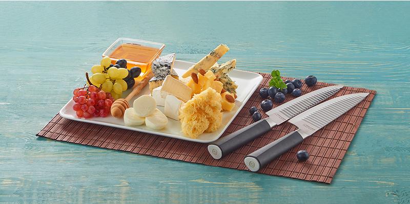 Индивидуальные  кухонные  ножи  Flamberg  от Röndell
